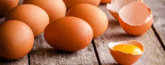Как проверить яйца на свежесть.