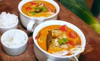 Рецепт супа том ям в домашних условиях